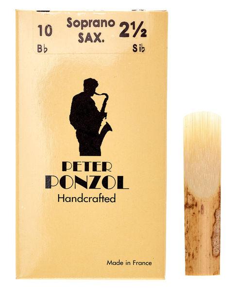 Marca Peter Ponzol Soprano Sax 2,5