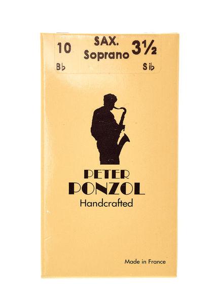 Marca Peter Ponzol Soprano Sax 3,5