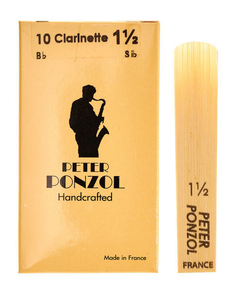 Marca Peter Ponzol Clarinet 1,5
