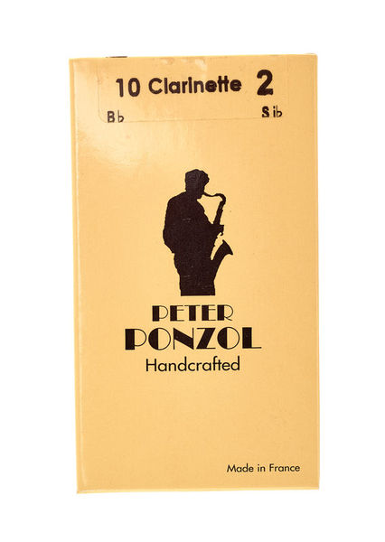 Marca Peter Ponzol Clarinet 2