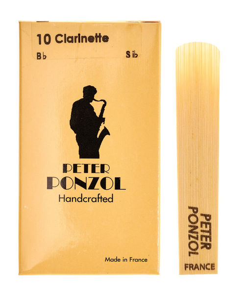 Marca Peter Ponzol Clarinet 2,5