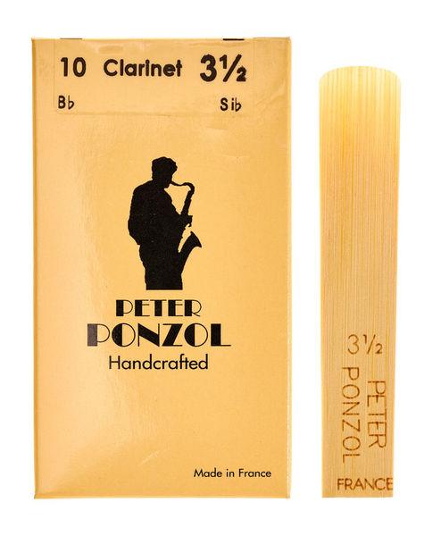 Marca Peter Ponzol Clarinet 3,5