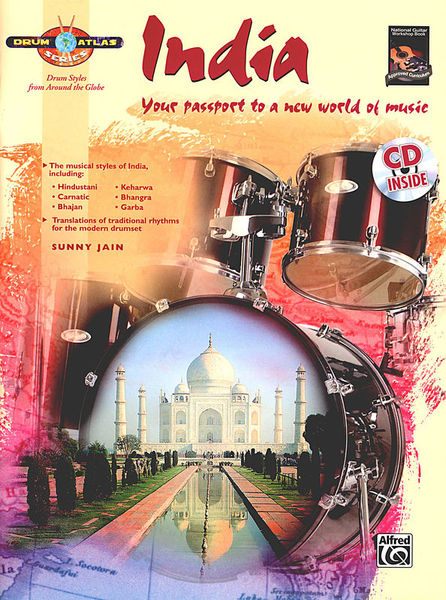 Alfred Music Publishing Drum Atlas India