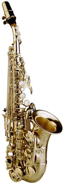 Rampone & Cazzani R1 Jazz Bb-Soprano Sax (G) AU
