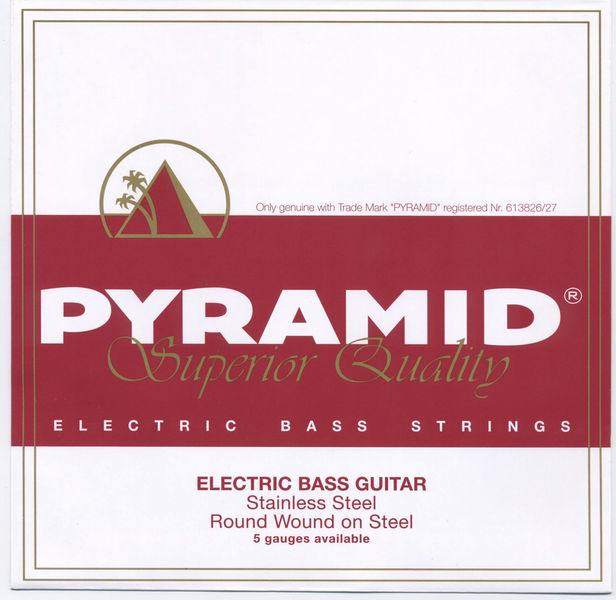 Pyramid 110 Single String bass guitar
