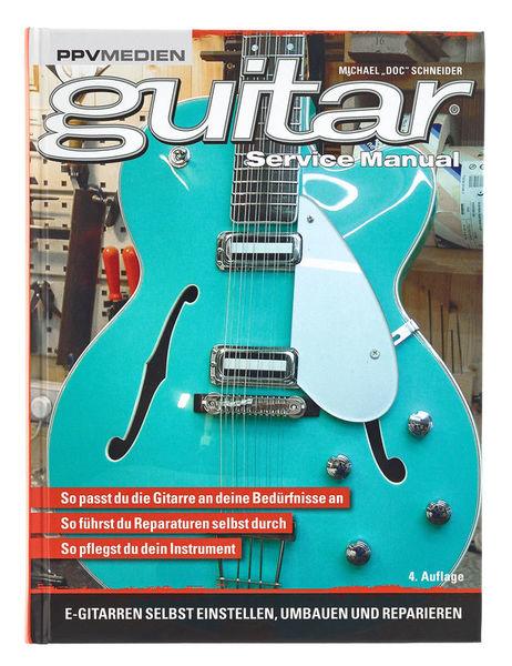 Guitar Service Manual PPV Medien