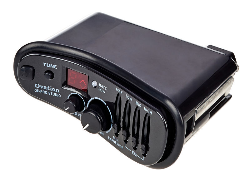 Ovation Preamps for Acoustic Guitars – Thomann UK
