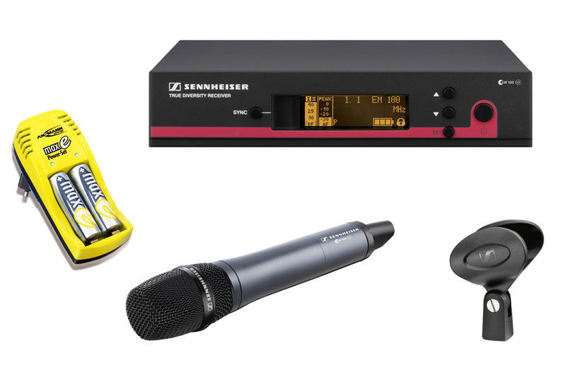 Sennheiser EW 135 G3 / E-Band Bundle