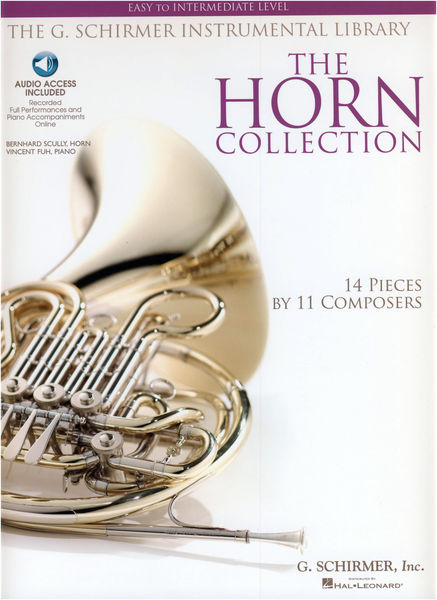 G. Schirmer Horn Collection Easy