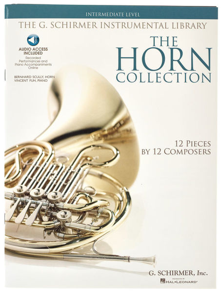 G. Schirmer Horn Collection Intermediate