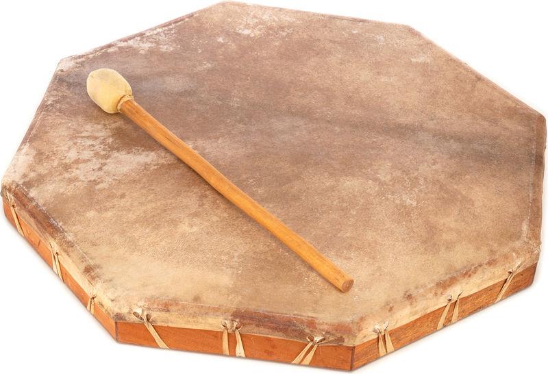 556 Shaman Drum 60cm Terre