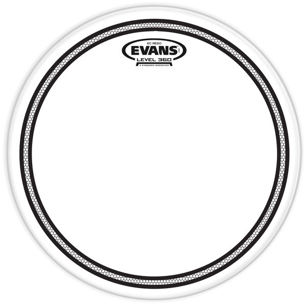 "Evans 12"" EC Resonant Control Tom"