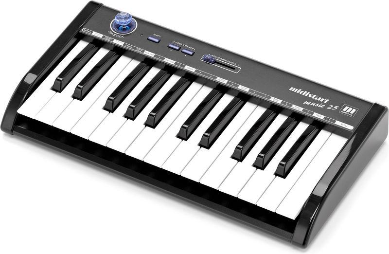 Midistart Music 25 Miditech