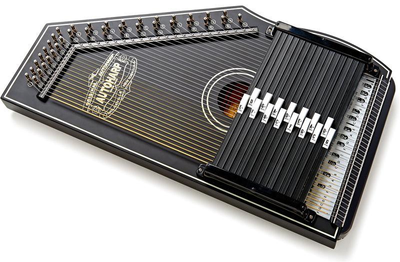 Oscar Schmidt OS73B 1930' Reissue Autoharp