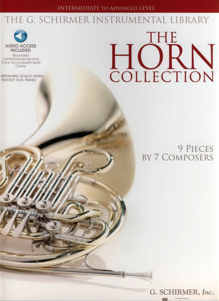 G. Schirmer Horn Collection Advanced