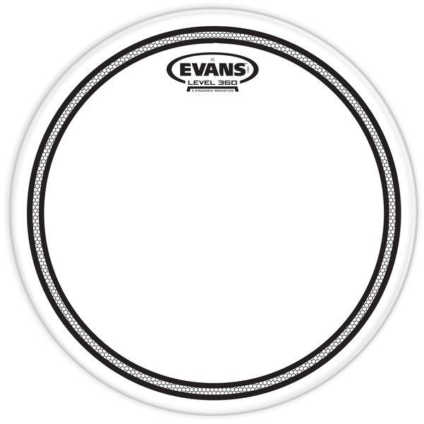 """Evans 12"""" EC Edge Control Snare"""