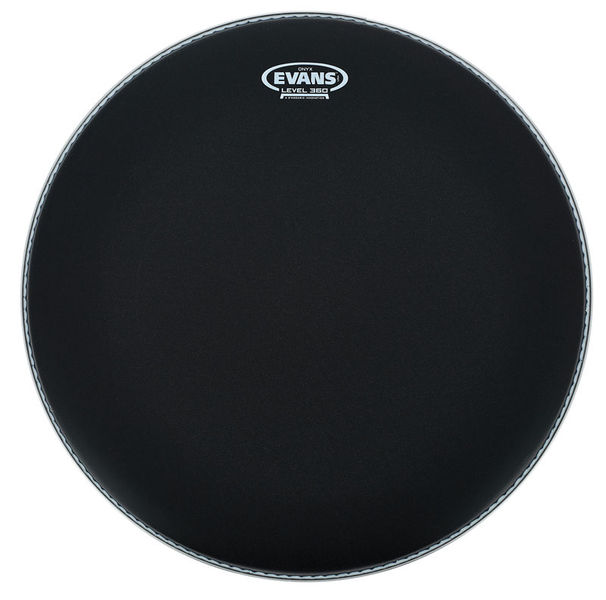 "Evans 16"" B16ONX2 Drum Head Onyx BK"