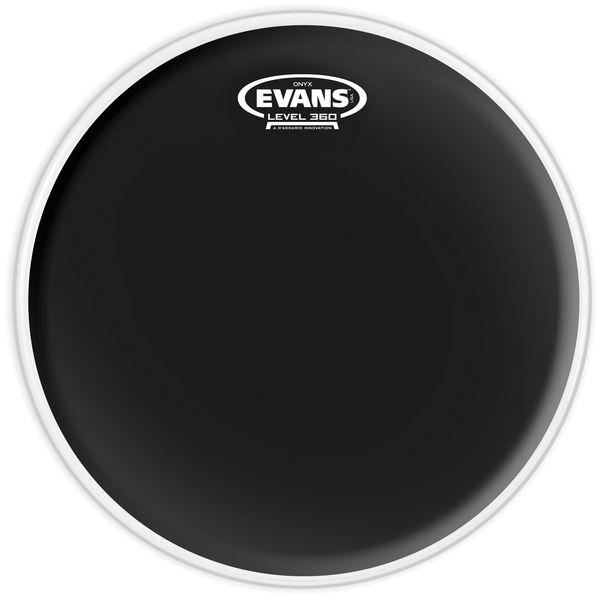 """Evans 18"""" Onyx Black TomTom"""