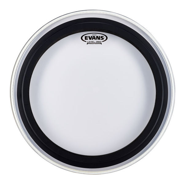 "Evans 18"" GMAD Clear Bass Drum"