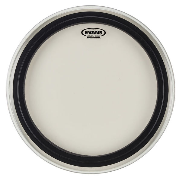 "Evans 20"" GMAD Clear Bass Drum"