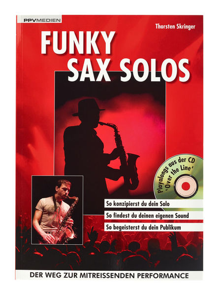 PPV Medien Funky Sax Solos
