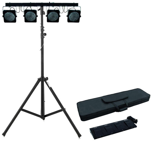 Eurolite LED KLS-200 RGB Bundle Plus