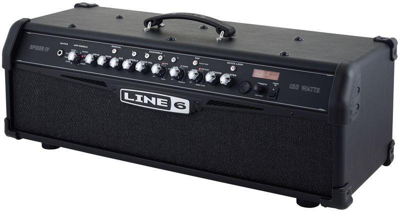 Line6 Spider IV HD 150