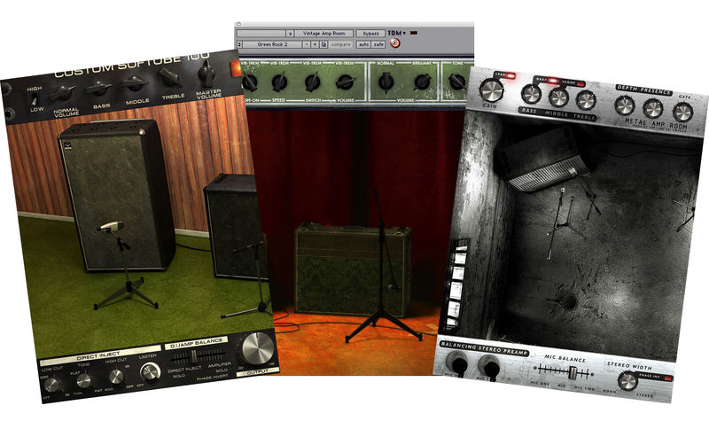 Softube Amp Room Bundle