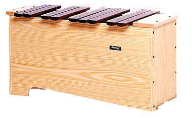 Bergerault XBCH Xylophone Chrom. Bass
