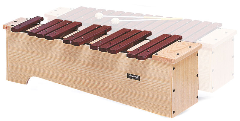 Bergerault XTACHC Xylophone Chrom.Ten/Alt