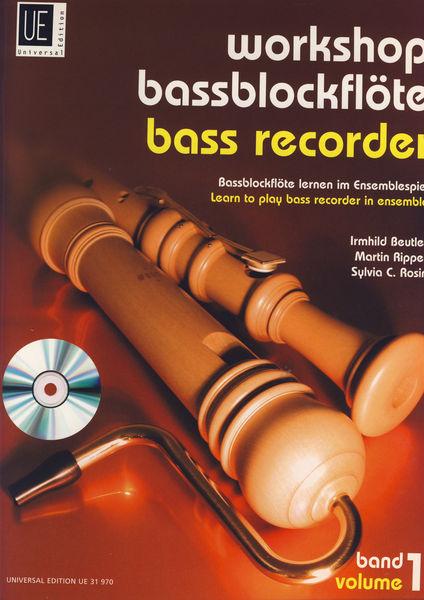 Universal Edition Workshop Bassblockflöte