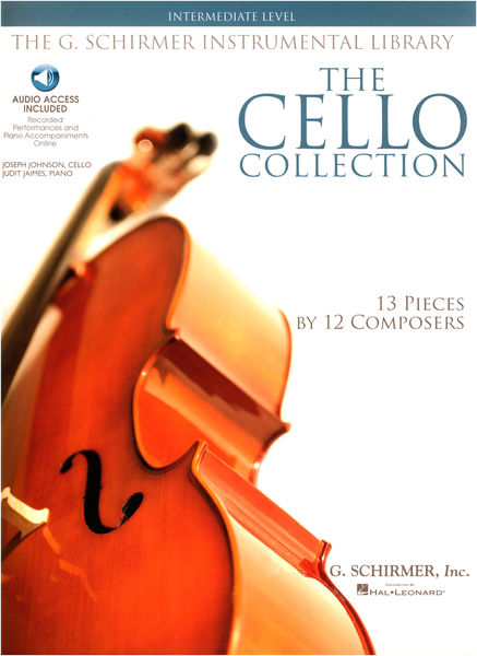 G. Schirmer Cello Collection Intermediate