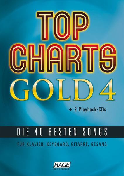 Hage Musikverlag Top Charts Gold 4