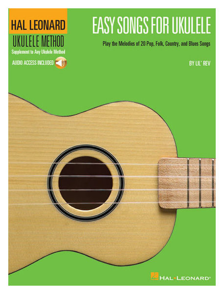 Hal Leonard Easy Songs for Ukulele