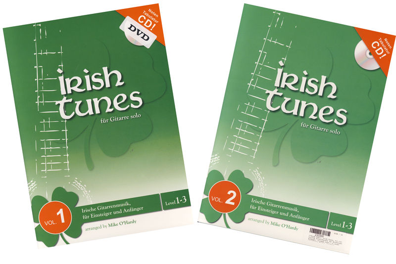 OHardy Music Irish Tunes 1&2