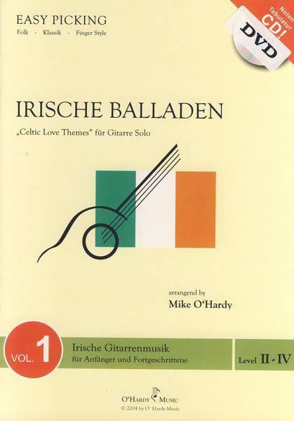 OHardy Music Irische Balladen 1&2