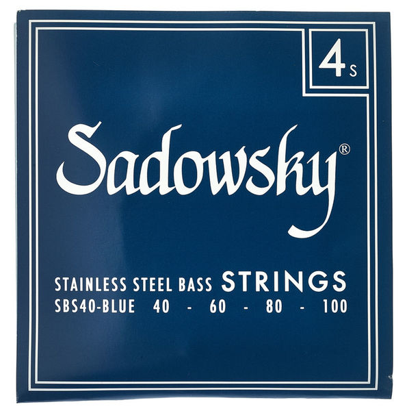 Sadowsky Blue Label SBS 40