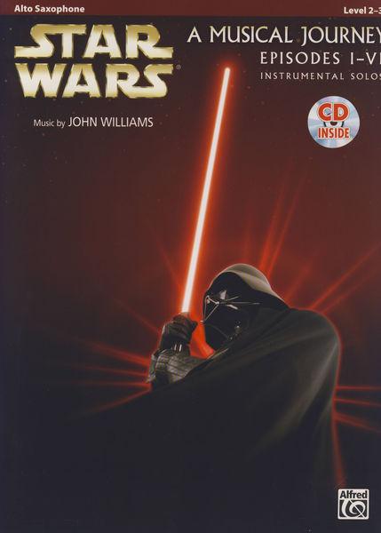 Alfred Music Publishing Star Wars Journey I-VI A-Sax