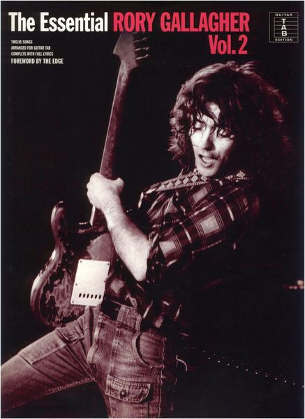 Wise Publications The Essential Rory Gallagher 2