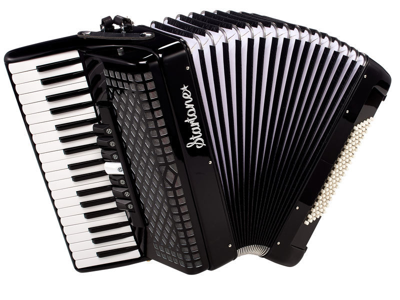 Startone Flip 96 Accordion Black