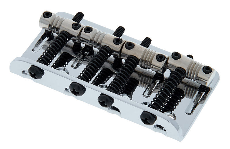 Fender American Deluxe Bass Bridge 4