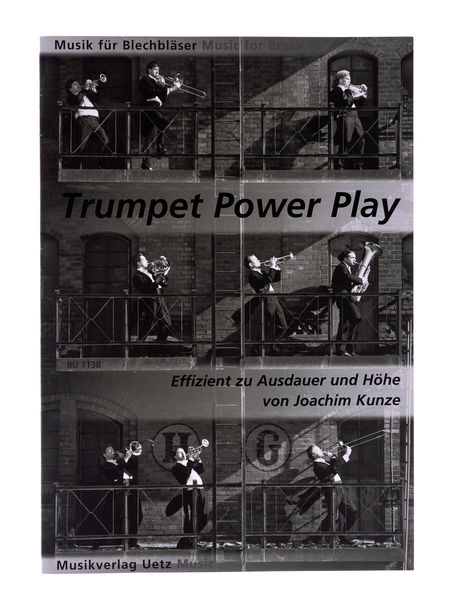 Bruno Uetz Musikverlag Trumpet Power Play