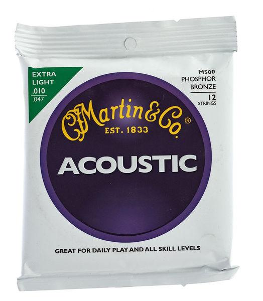 Martin Guitars M500/12