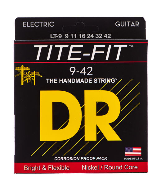 DR Strings LT-9 Tite Fit