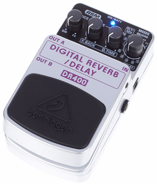 Behringer DR400 Digital Delay/Reverb