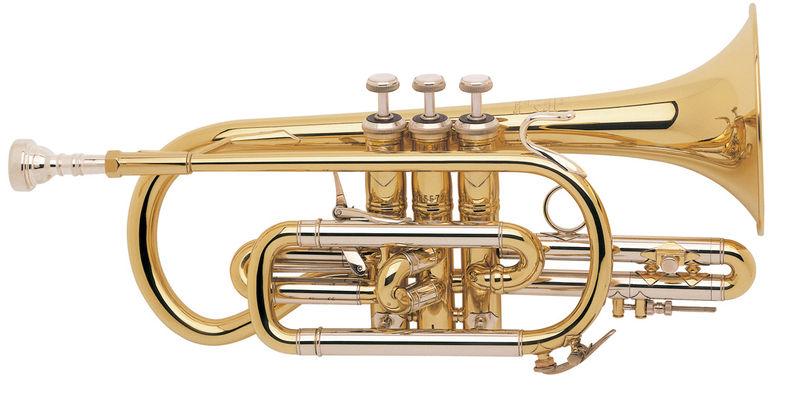 Bach 184 G Cornet