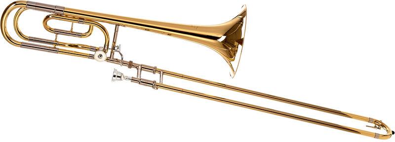 yamaha trombone. yamaha ysl-640 trombone
