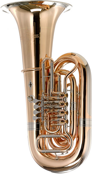 Thomann Professional Bb-Tuba