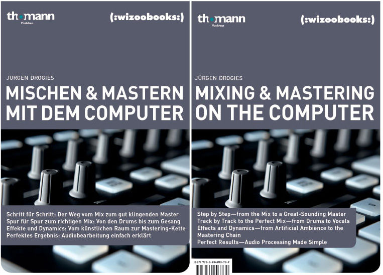 Wizoo Publishing Mix&Mastering on The Computer