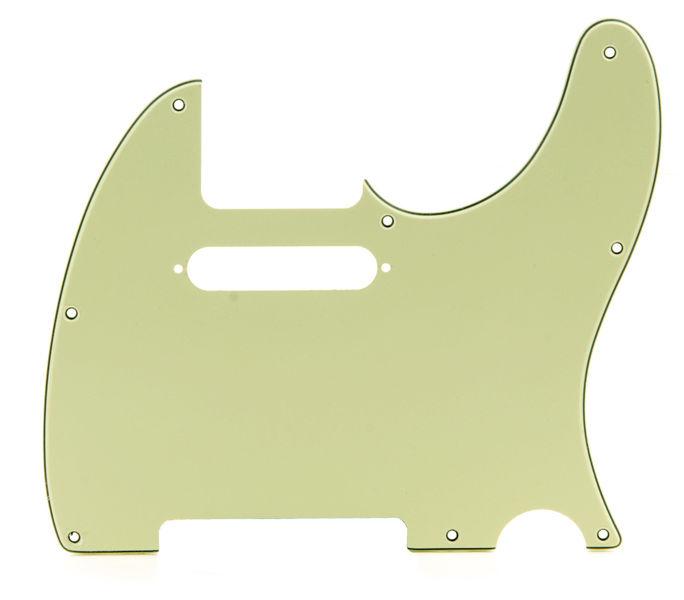 Fender Telecaster Pickguard MintGreen